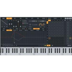 Image Line Sytrus (FL Studio/VST) instrument wirtualny, wersja elektroniczna