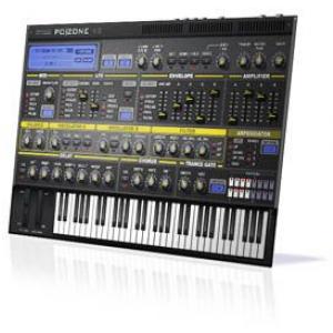 Image Line Poizone (FL Studio/VST) instrument wirtualny, wersja elektroniczna