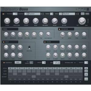Image Line Transistor Bass (FL Studio/VST) instrument wirtualny, wersja elektroniczna