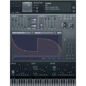 Image Line Ogun (FL Studio/VST) instrument wirtualny, wersja elektroniczna