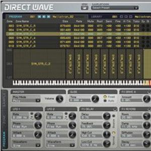 Image Line Directwave (FL Studio/VST) instrument wirtualny,wersja elektroniczna