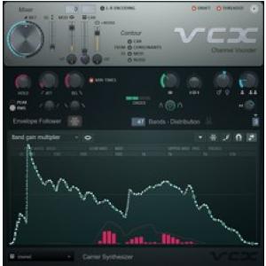 Image Line Vocodex (FL Studio/VST) instrument wirtualny, wersja elektroniczna