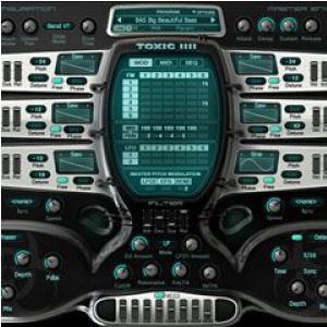 Image Line Toxic Biohazard (FL Studio/VST) instrument wirtualny, wersja elektroniczna