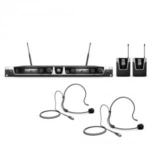 LD Systems U505 BPH 2 mikrofon bezprzewodowy nagłowny,  (...)