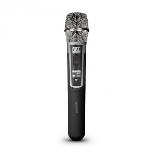 LD Systems U506 UK MC doręczny mikrofon pojemnościowy