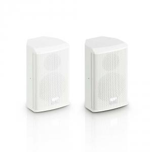 LD Systems SAT 42 G2 W pasywny głośnik instalacyjny 4″,  (...)