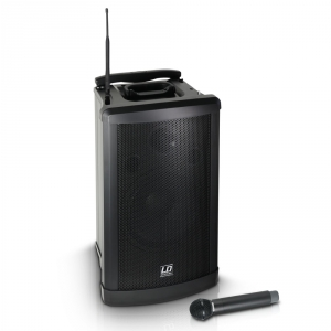 LD Systems Roadman 102 B6 (655 - 679 MHz) przenośny zestaw  (...)