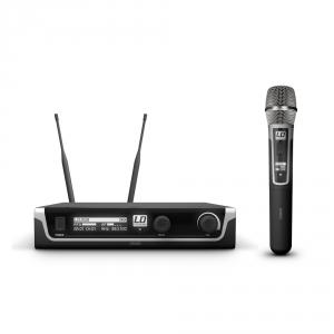LD Systems U508 HHC mikrofon bezprzewodowy doręczny pojemnościowy