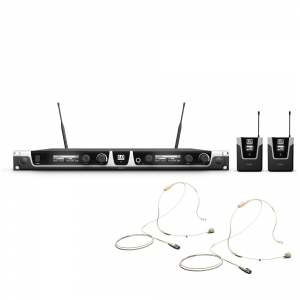 LD Systems U506 BPHH 2 mikrofon bezprzewodowy nagłowny,  (...)