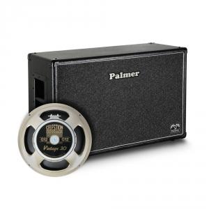 Palmer MI CAB 212 V30 OB kolumna gitarowa 2 x 12 z głośnikami Celestion Vintage 30, 8/16Ohm, otwarta z tyłu