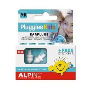 Alpine Pluggies Kids zatyczki do uszu (para)