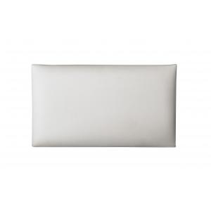 K&M 13824-204-00 siedzisko do ławy do pianina, biały skóropodobny