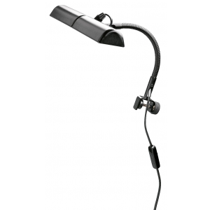 K&M 12275-000-55 podwójna lampka do pulpitów