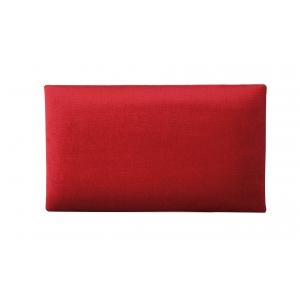 K&M 13802-102-00 siedzisko do ławy do pianina, czerwony aksamit