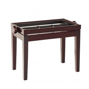 K&M 13751-000-31 rama ławy do pianina, mahoń połysk