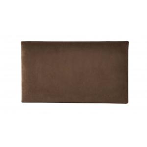 K&M 13801-101-00 siedzisko do ławy do pianina, brązowy aksamit