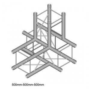DuraTruss DT 24-T40  element konstrukcji aluminiowej  (...)