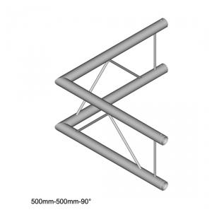 DuraTruss DT 22-C21V-L90 element konstrukcji aluminiowej  (...)