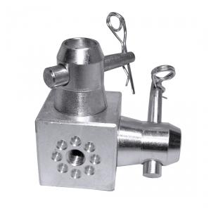 DuraTruss DT Cube 1 element konstrukcji aluminiowej - kostka