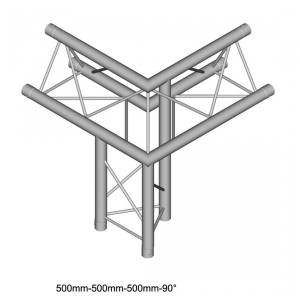 DuraTruss DT 23-C31-ULDR element konstrukcji aluminiowej +  (...)