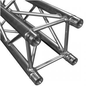 DuraTruss DT 34/4-400 straight element konstrukcji aluminiowej 100cm - rura ze ścianką 4mm