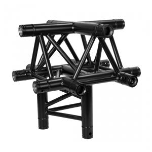DuraTruss DT 33/2-C52-XD-BK czarny element konstrukcji aluminiowej