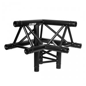 DuraTruss DT 33/2-C31-LU-BK czarny element konstrukcji  (...)