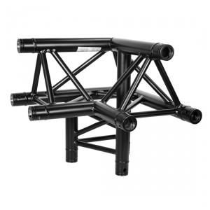 DuraTruss DT 33/2-C32-LU-BK czarny element konstrukcji  (...)