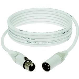 Klotz przewód mikrofonowy biały 15m