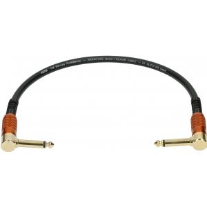 Klotz kabel gitarowy do efektów 0,3m