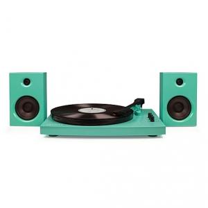 CROSLEY T100A-TU gramofon, turkusowy