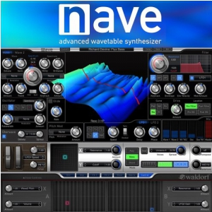 Waldorf NAVE plug-in audio