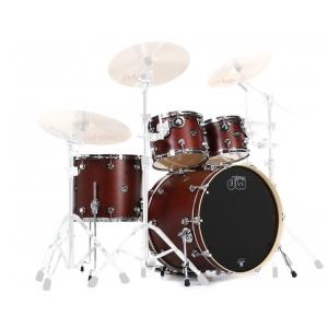 Drum Workshop Performance Shell Set (Tabacco Stain Oil) zestaw perkusyjny