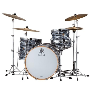 Sakae TR 266 KF - TR2T shell set zestaw perkusyjny (22x16, 12x8, 16x16, single tom holder)