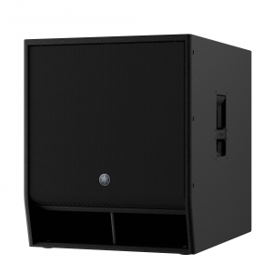 Yamaha DXS 18 XLF subwoofer extra low frequency 1600W