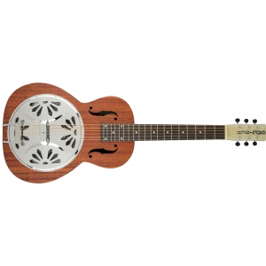 Gretsch G9210 Boxcar Square-Neck, Mahogany Body Resonator Guitar, Natural gitara akustyczna