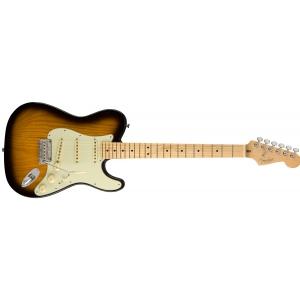 Fender Limited Edition Strat-Tele Hybrid, Maple Fingerboard, 2-Color Sunburst gitara elektryczna