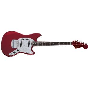 Fender Japan Traditional 70s Mustang Candy Apple Red gitara elektryczna