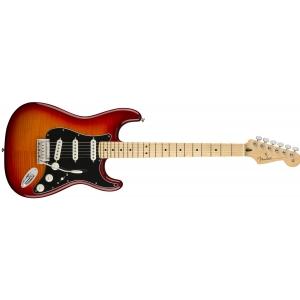 Fender Player Stratocaster Plus Top MN Aged Cherry Burst  (...)