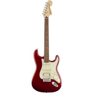 Fender Deluxe Stratocaster HSS, PF Candy Apple Red gitara elektryczna
