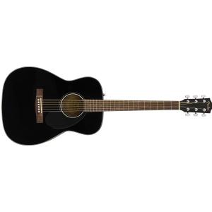 Fender CC-60S Concert, Walnut Fingerboard, Black gitara  (...)