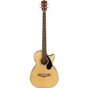 Fender CB-60SCE Bass, Laurel Fingerboard, Natural gitara  (...)