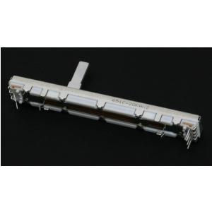 Yamaha WA50760R potencjometr suwakowy stereo 2x20kA MG24,  (...)