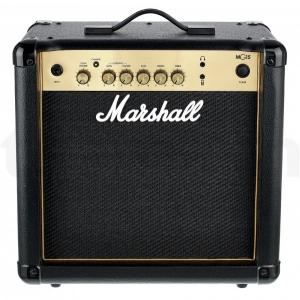 Marshall MG 15 GR Gold wzmacniacz gitarowy 15W