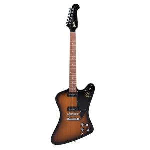 Gibson Firebird Studio 2018 VS Vintage Sunburst gitara  (...)