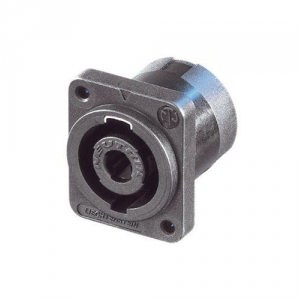 Neutrik NL4MP-1 gniazdo Speakon tablicowe 4-pin,  (...)