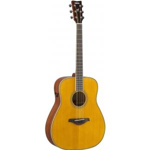 Yamaha FG TA TransAcoustic Vintage Tint gitara  (...)