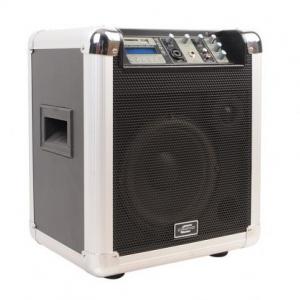 Crono RSB-8 mobilny zestaw nagłośnieniowy, MP3, USB, SD,  (...)