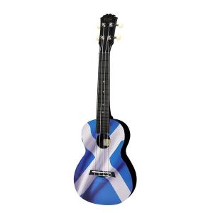Korala PUC 30-020 ukulele koncertowe Scottish Saltire