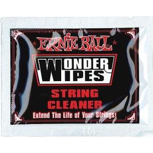 Ernie Ball 4249  ściereczki nasączane do czyszczenia strun  (...)